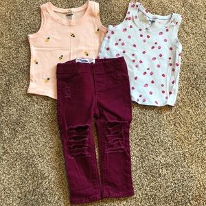 18-24 Month Old Navy Lot